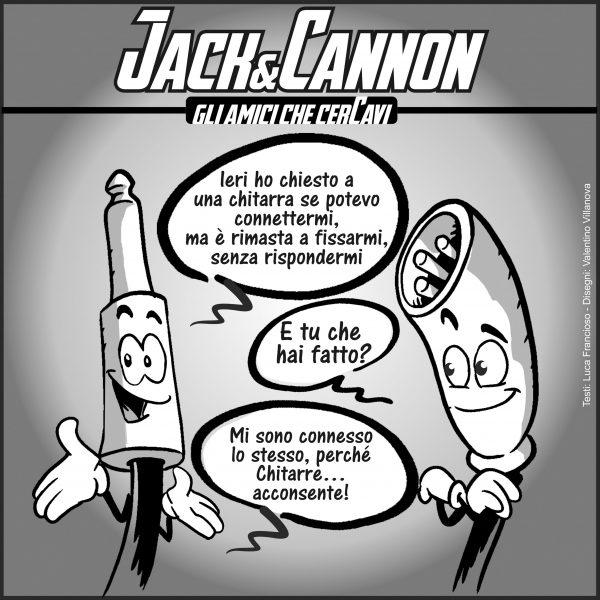 Jack & Cannon 10