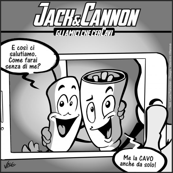 Jack & Cannon 12