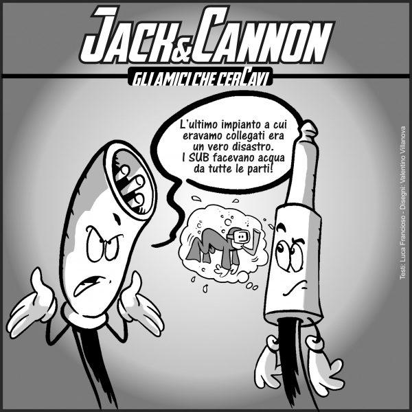 Jack & Cannon 5