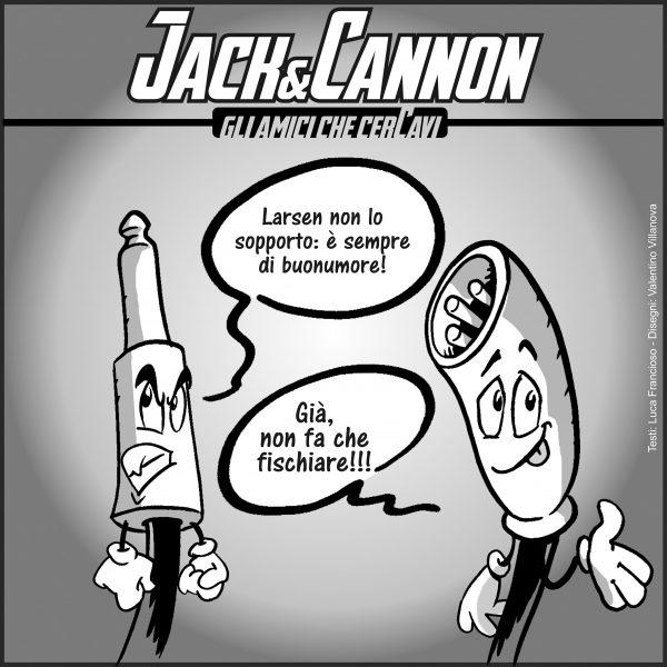 Jack & Cannon 7