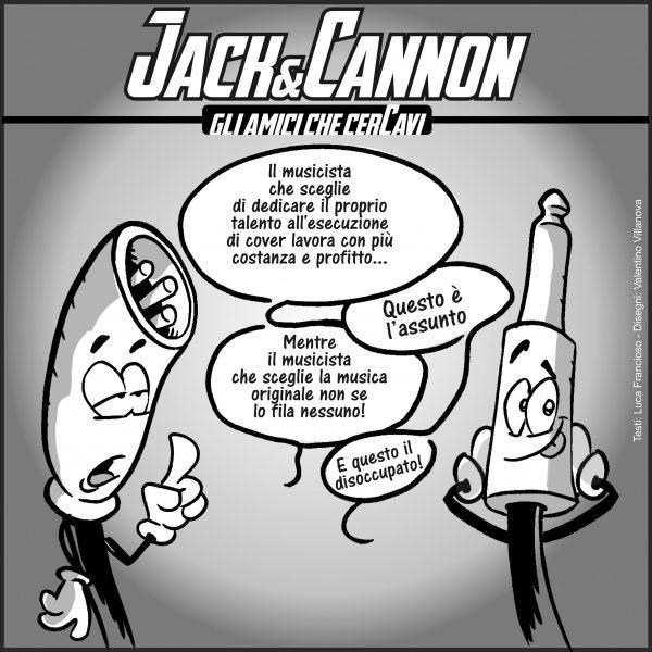 Jack & Cannon 8