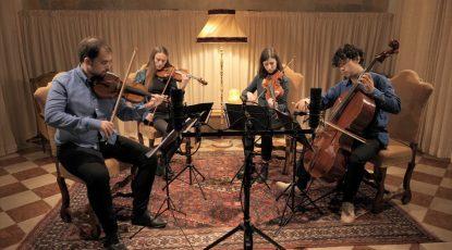 Pink Quartet – Paolo Pandolfo