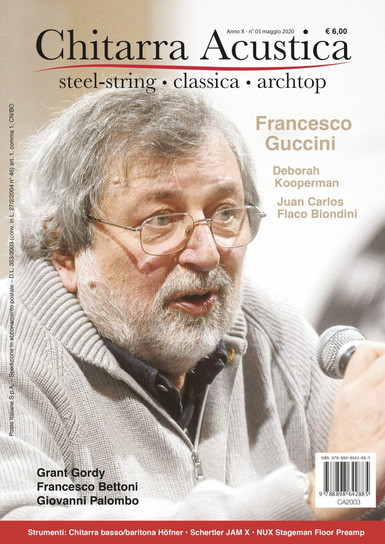 Chitarra Acustica, 5-20