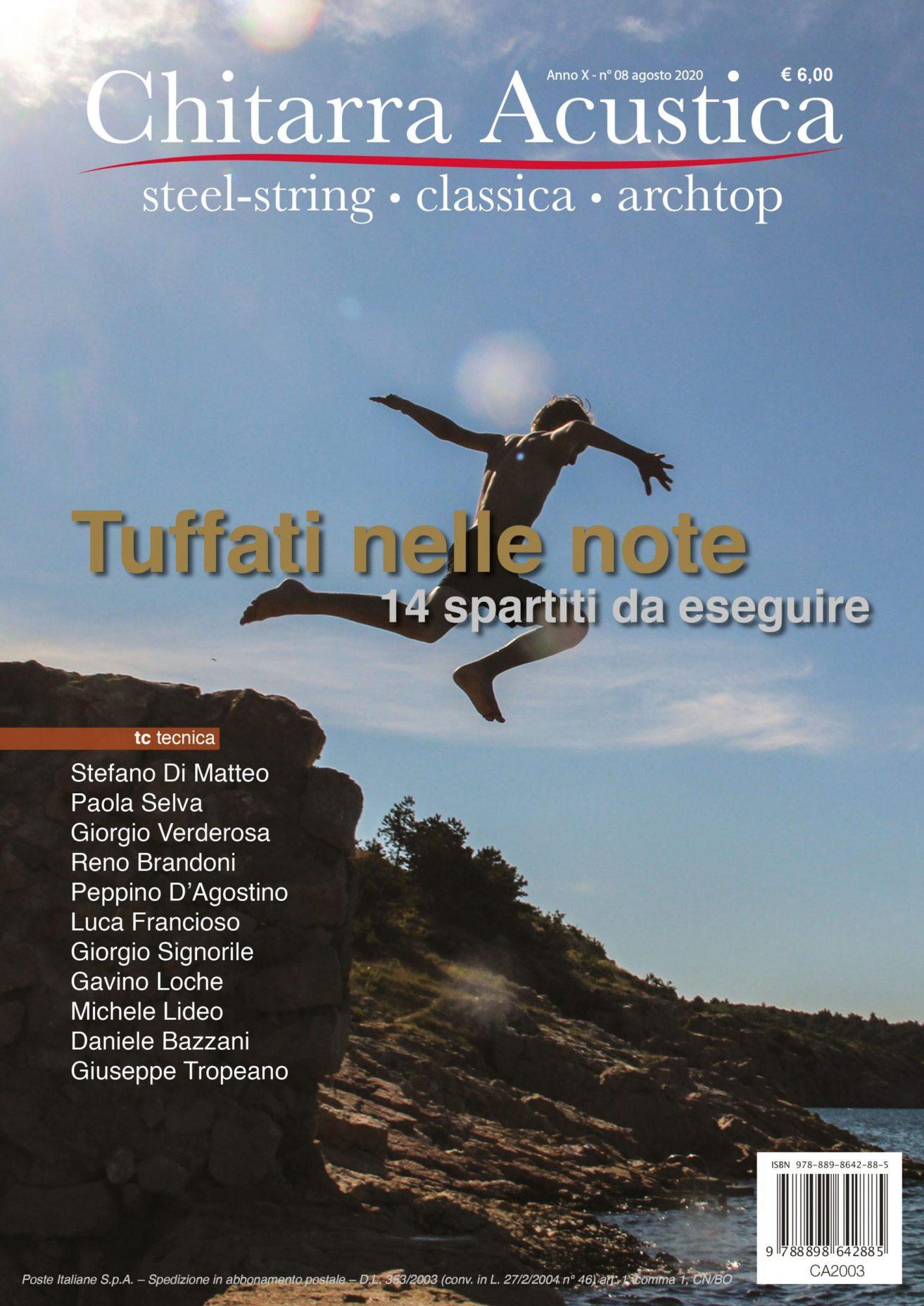 Chitarra Acustica, 8-20