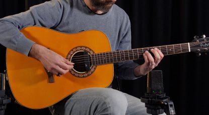 La bolla di sapone (Guitar only)