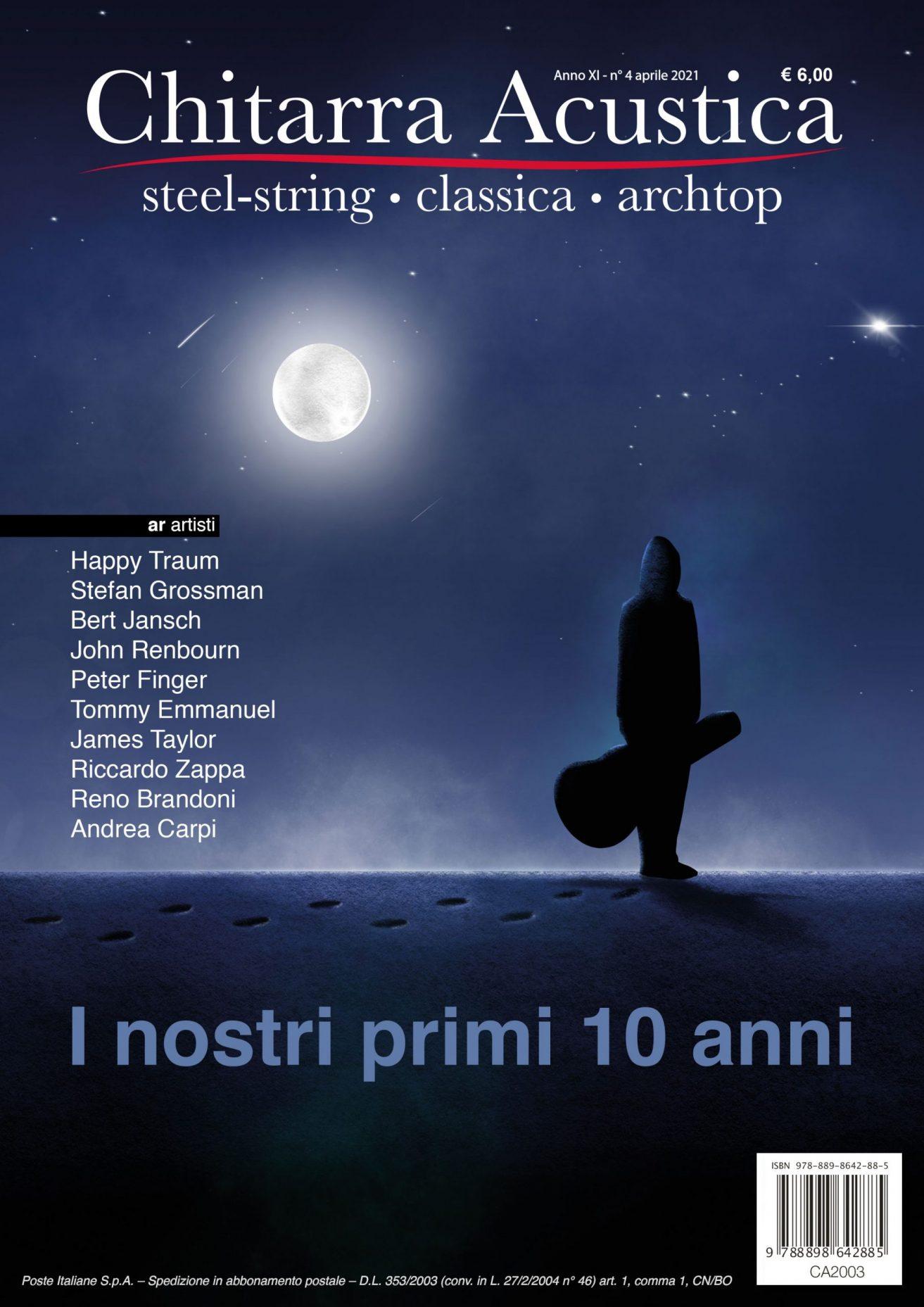 Chitarra Acustica, 4-21